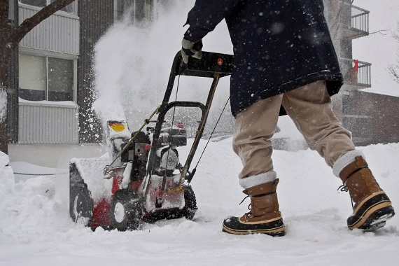 Doctors issue alerts about snowblower safety