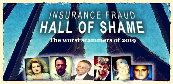 Crooks, cons & criminals: the 2019 Insurance Fraud Hall of Shame